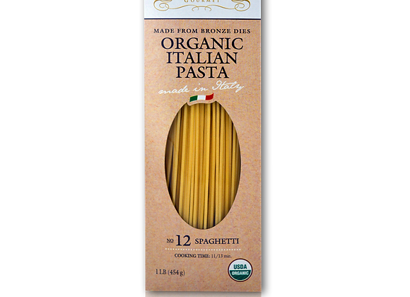 Organic Bronze Die Spaghetti