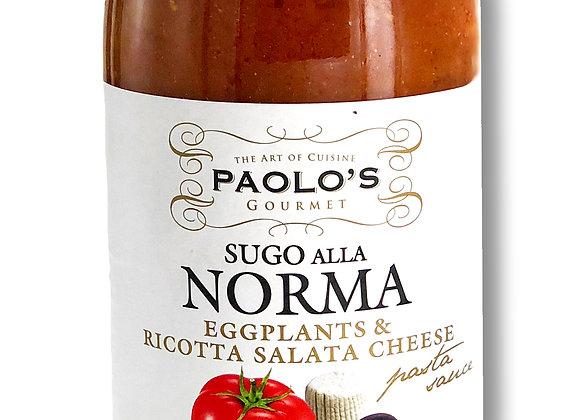 Suga alla Norma (Eggplant)