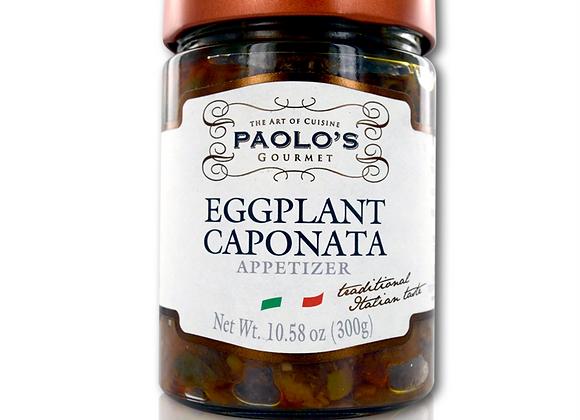 Bruschetta Eggplant Caponata