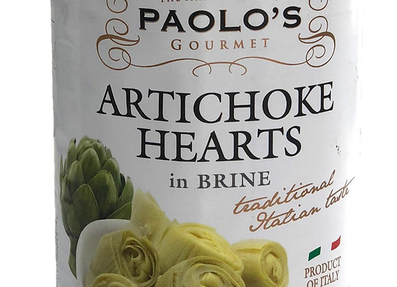 Arthicoke Hearts in Brine