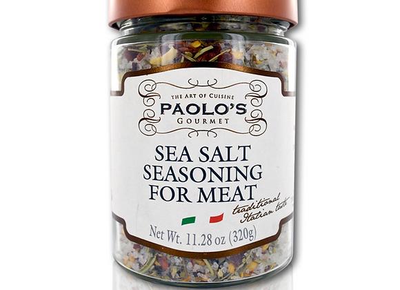 Sea Salt For Meat ( Carne )