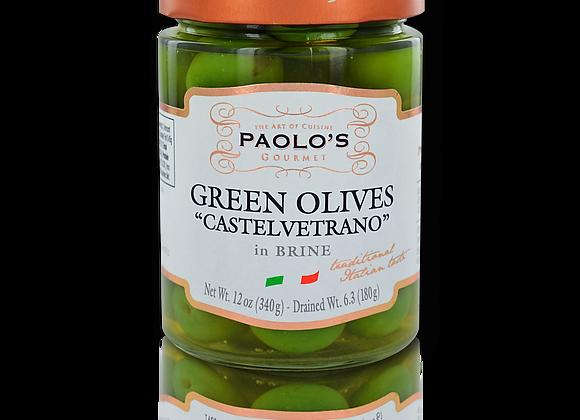 Green Olives Castelvetrano