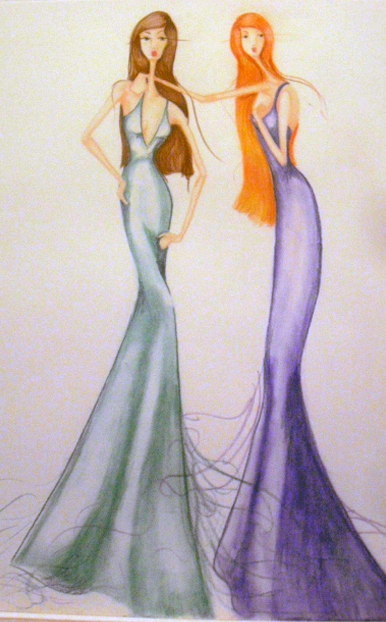 Illustration||Live Model