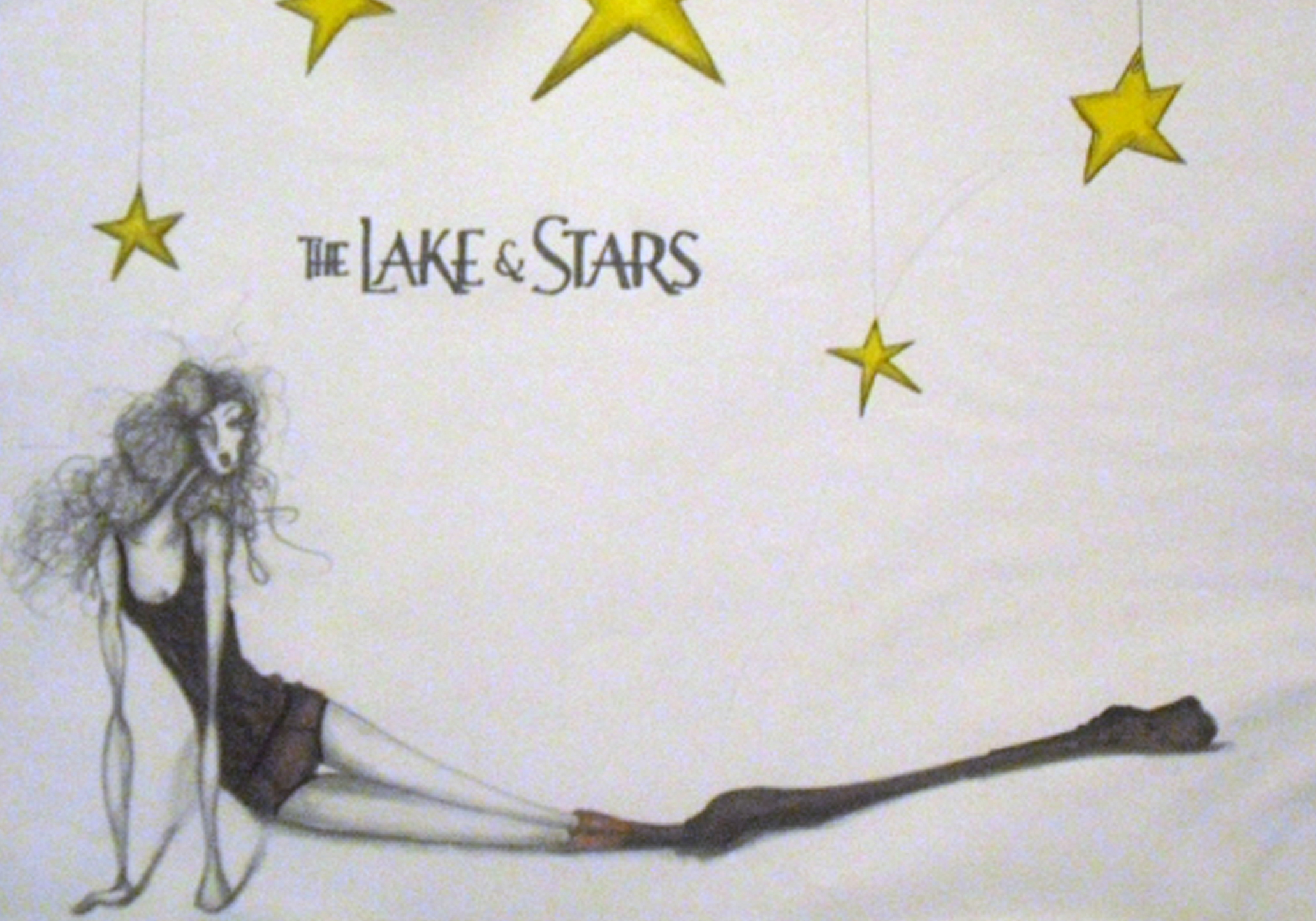 The Lake and Stars  Ad Campaign