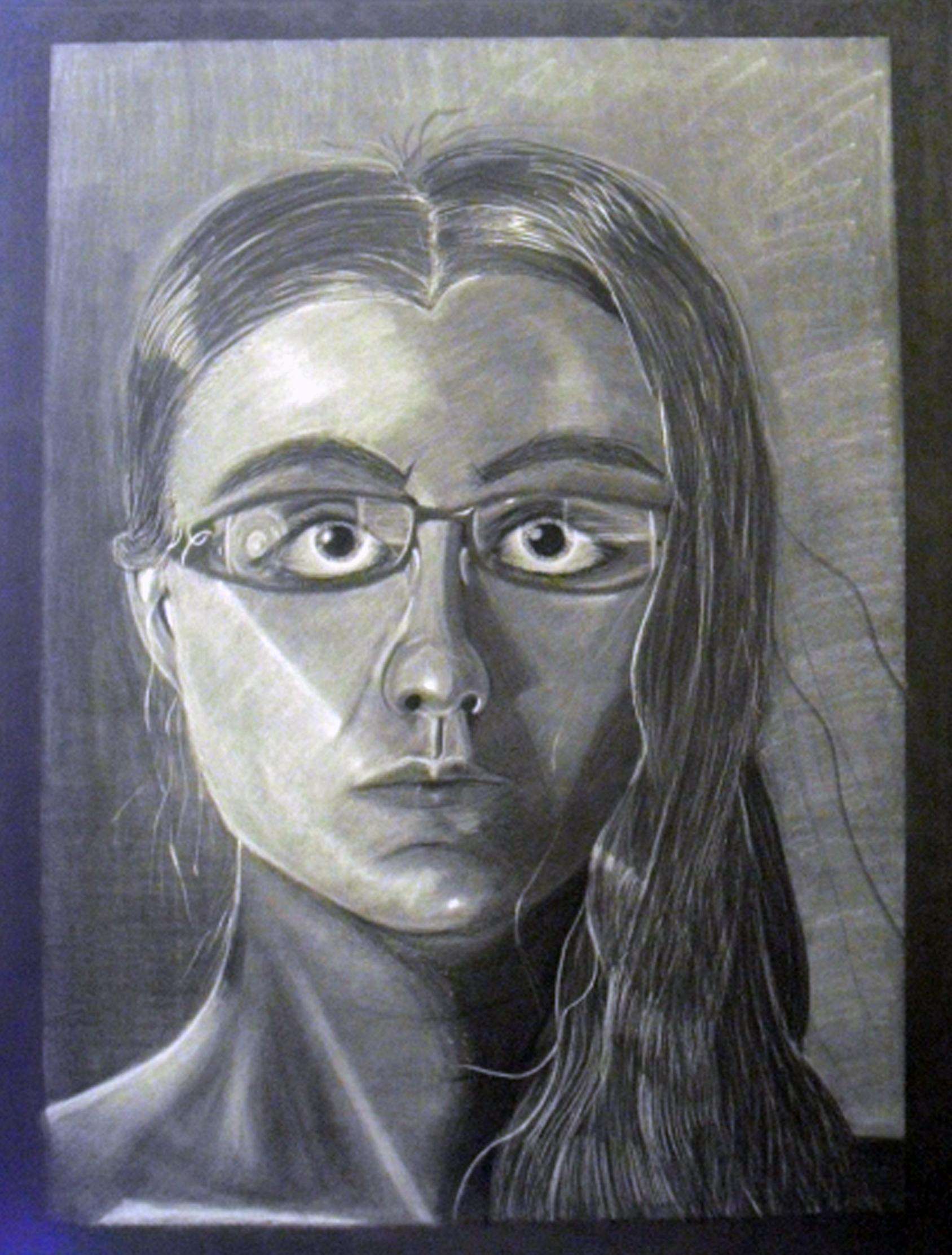 Drawing Two||Self Portrait