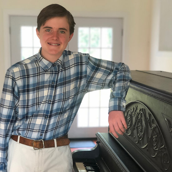 Purchase a CD that will be mailed to you! Old Style Piano songs, John Beggs 2019