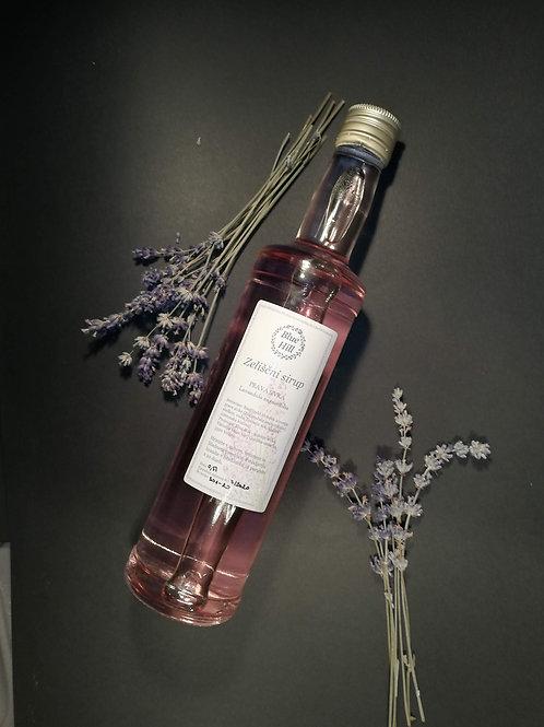 Lavender syrup 0,5l