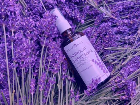 BIO hidrolat prave sivke, naravna rešitev za tvojo kožo
