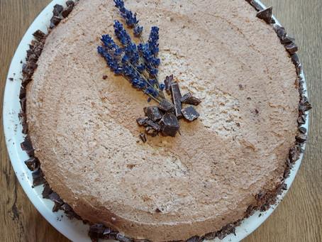 Čokoladna torta s sivko