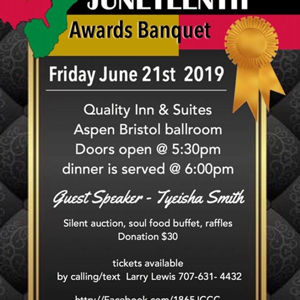 10th Anniversary Awards Banquet