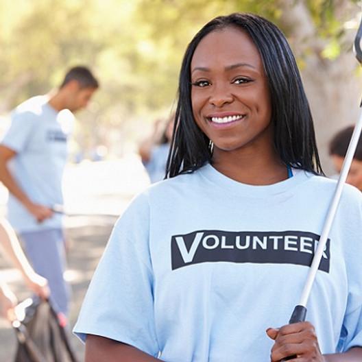 Volunteer Mixer