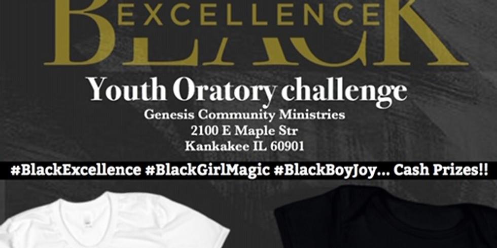 Oratory Challenge