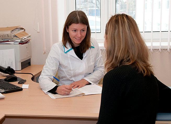 Расписание врачей терапевтов в 14 поликлинике