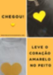 Camisas Projeto Você Importa