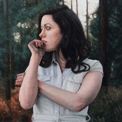 Prospect, Oil on Canvas