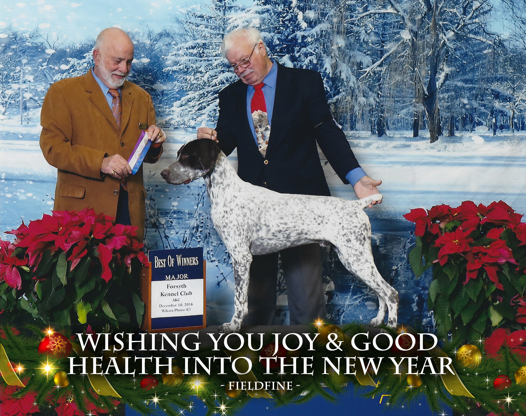 2020 Holiday Wishes from Fieldfine