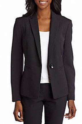 Ladies' Suit Jacket - Black