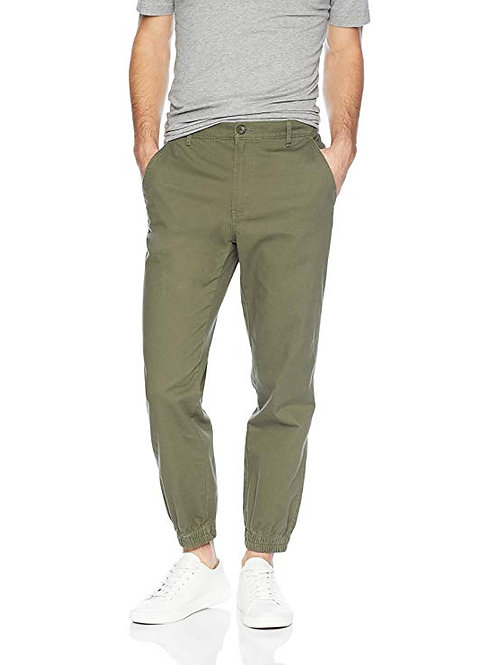 """""""NEW"""" Straight Fit Jogger Pants - Olive"""
