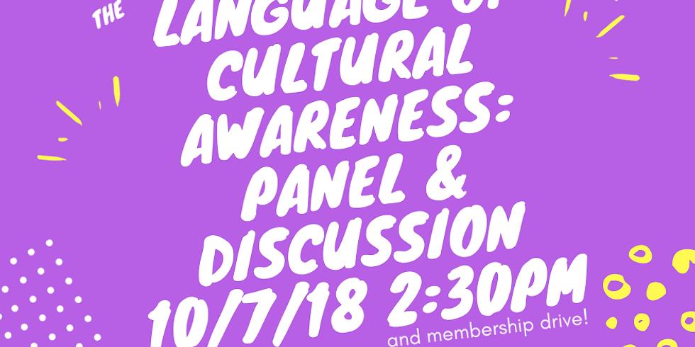The Language of Cultural Awareness