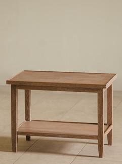 Vendome Two-Tier Table