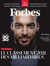 Forbes April 2021