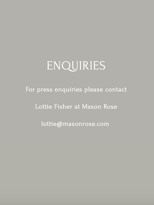 Press Enquiries