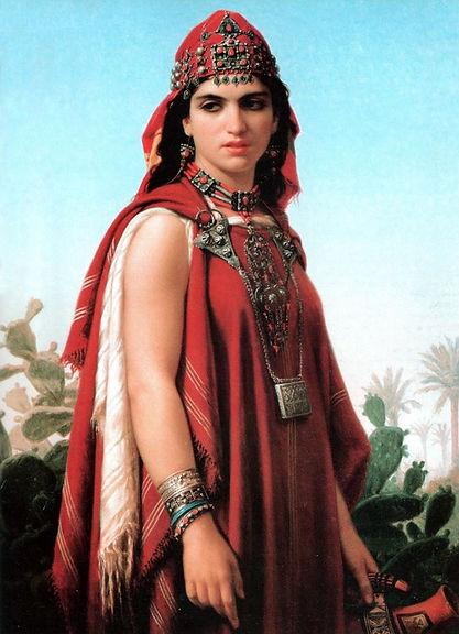 Mish Mish Marrakech Dihya Amazigh warrior Queen