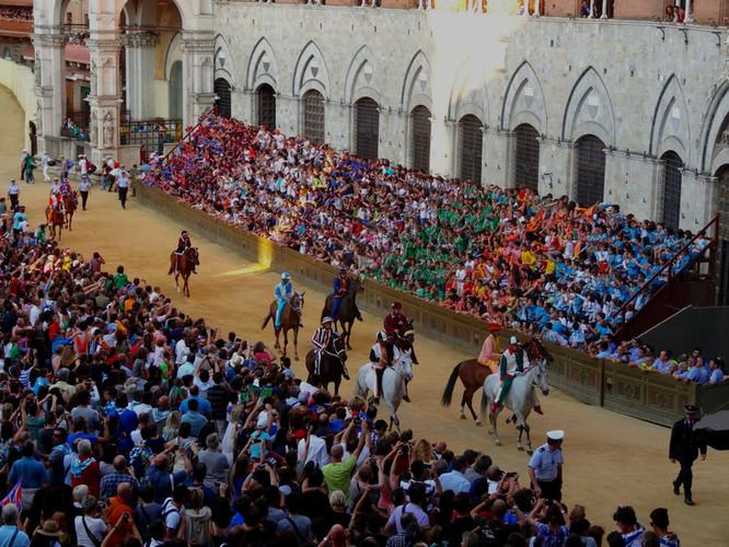 Sporting Agenda Bespoke Sporting Adventures Palio Siena Tuscany
