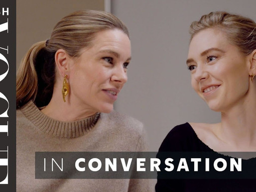 In Conversation with Vanessa Kirby for British Vogue / Pregnancy and Baby Loss