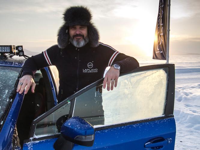 Sporting Agenda Bespoke Sporting Adventures Ice Driving