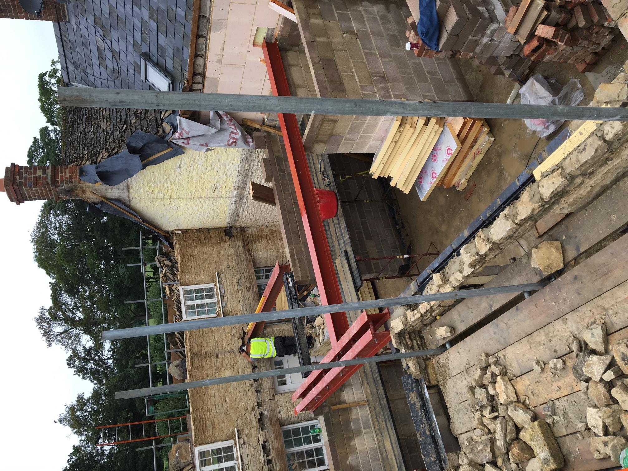 Builders Cotswolds - HF Building