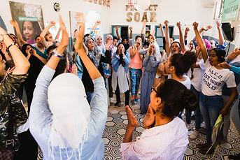 Mish Mish Marrakech Project Soar
