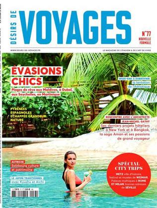 Desirs de Voyages