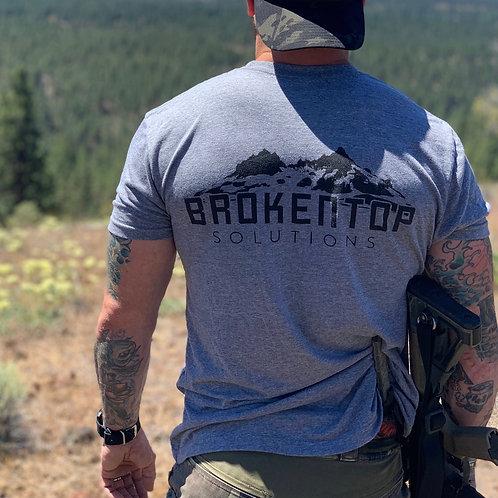 """Broken Top Solutions """"Pronghorn"""" Shirt"""