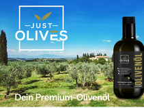 Just Olives News 05.06.2021 | Shop Opening