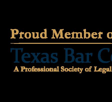 Clinton Morgan Accepted As A Member of the Texas Bar College
