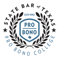 Clinton Morgan Receives Admission To State Bar Of Texas Pro Bono College