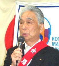 会員スピーチ:飯田会員