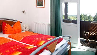 Villa Marie Oberbärenburg Schlafen
