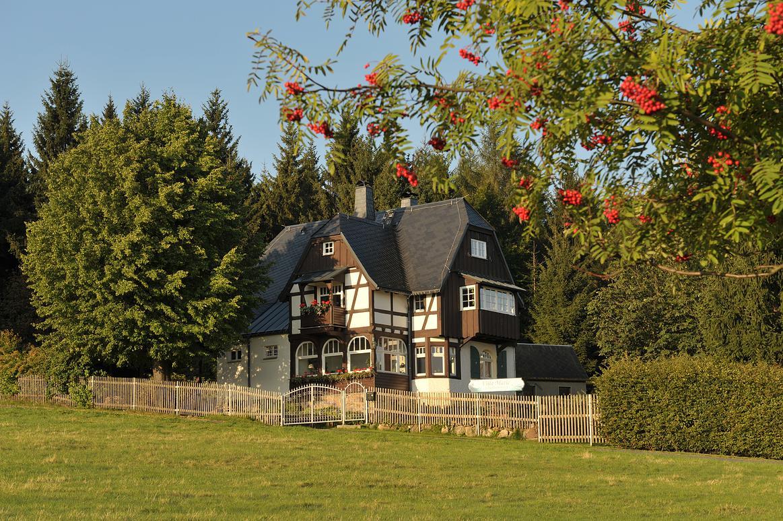 Villa-Marie Oberbärenburg Sommer