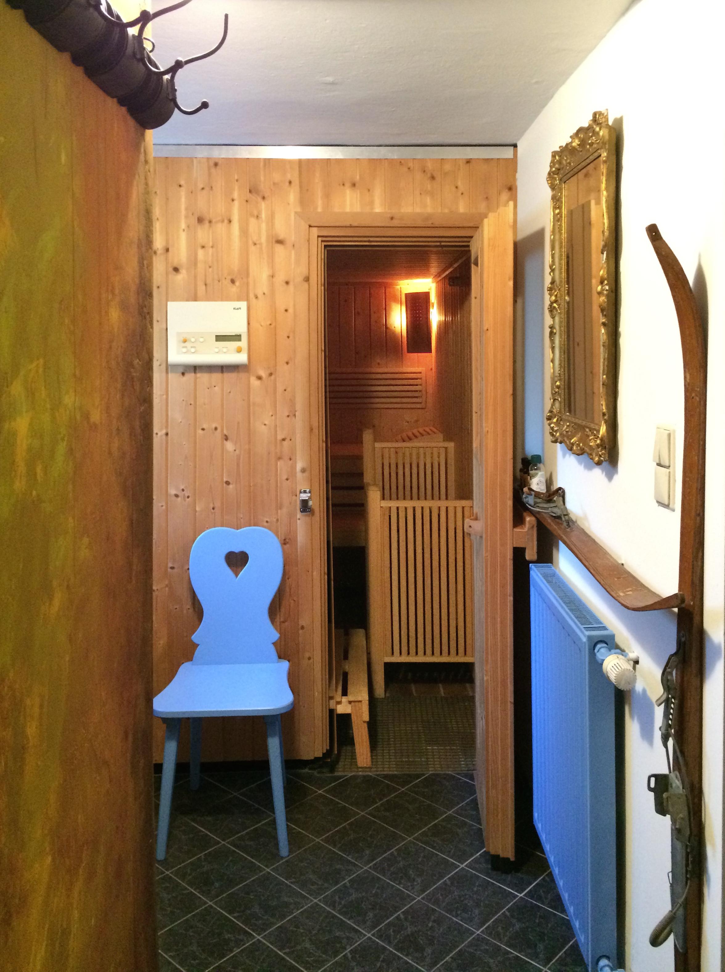Sauna-Elfriede-Ferienhaus-Oberbärenburg-Altenberg