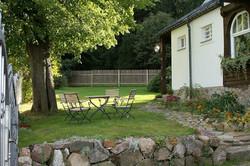Garten Villa Marie Oberbärenburg