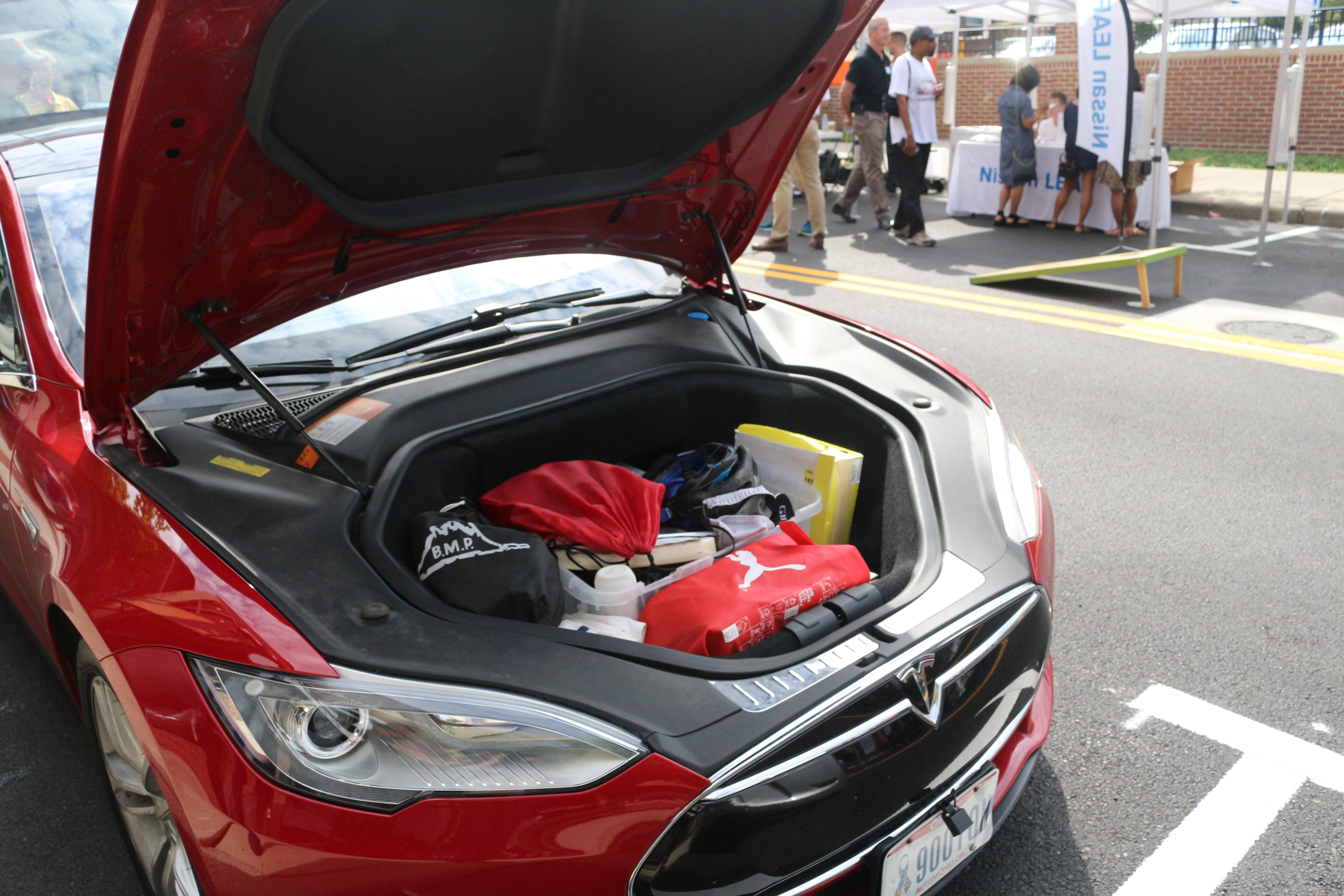 Under the hood of an EV