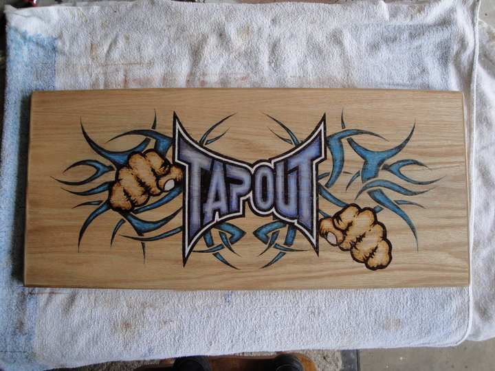 Custom Woodburning
