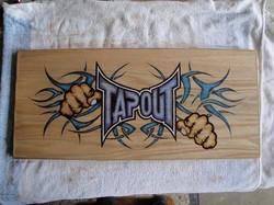 Custom Woodburning
