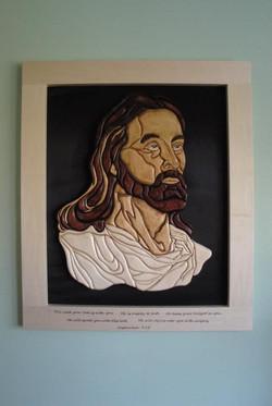 Jesus Wooden Wall Art