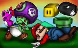Zombie Toadstool