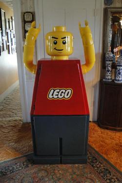 Lego Man Cabinet