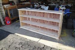 Cedar Bookcase