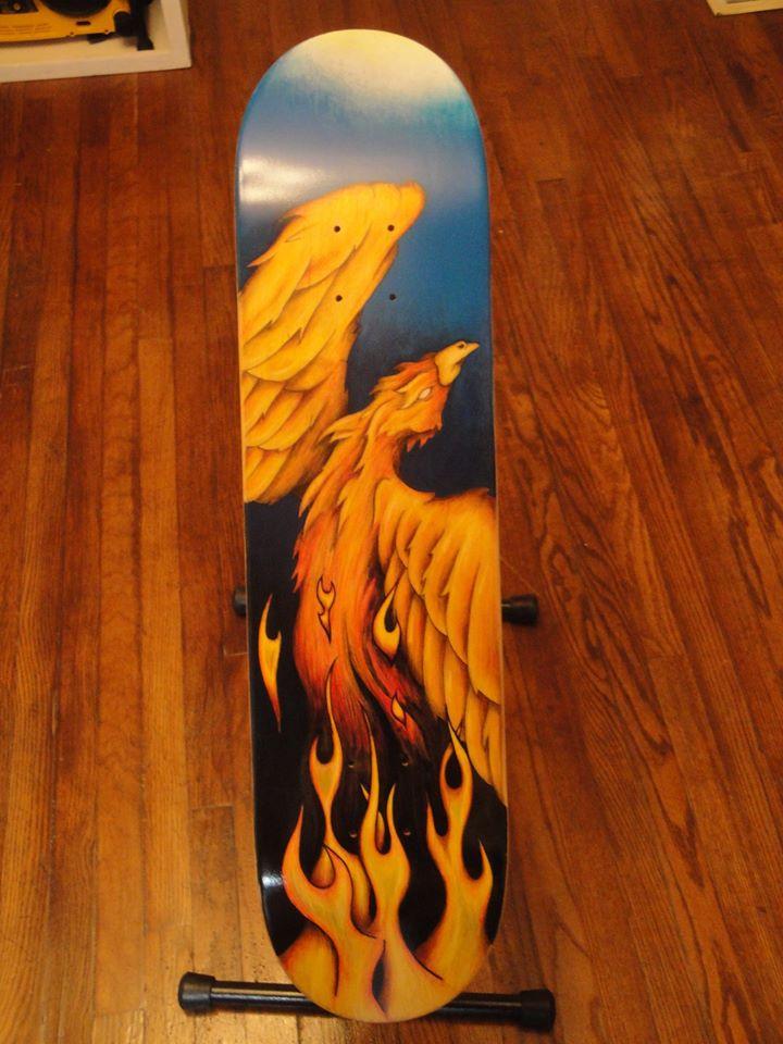 Phoenix Deck